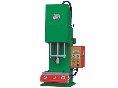 桌上式C型油压机