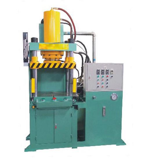 四柱液压机选购压力控制阀有哪些注意事项?