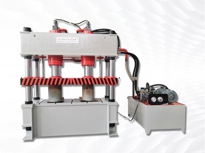 四柱伺服液压机
